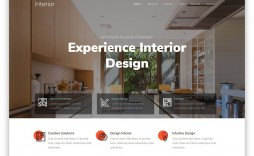 002 Incredible Interior Design Html Template Free Download