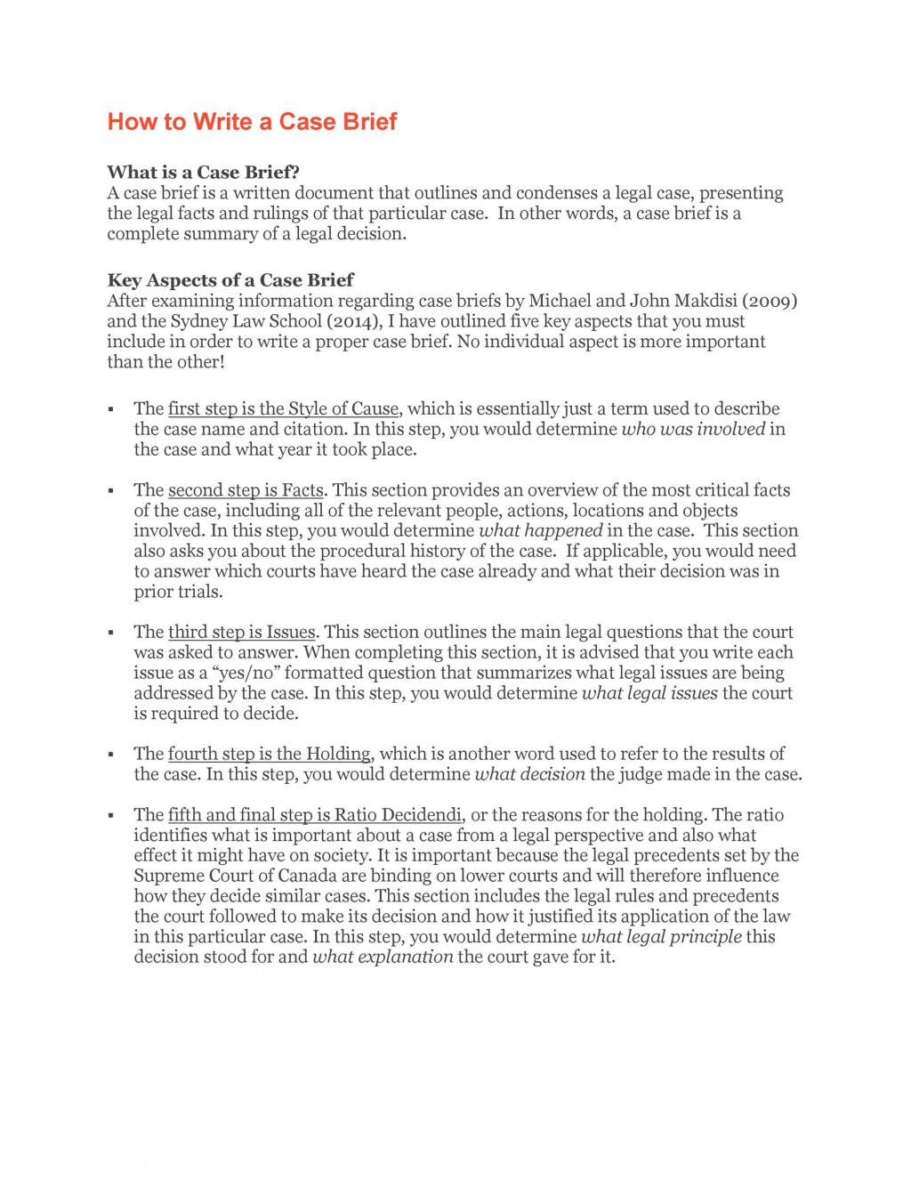 002 Incredible Legal Brief Template Word Sample  Microsoft CaseLarge
