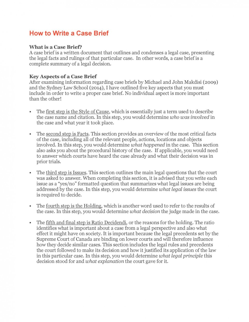 002 Incredible Legal Brief Template Word Sample  Microsoft Case960