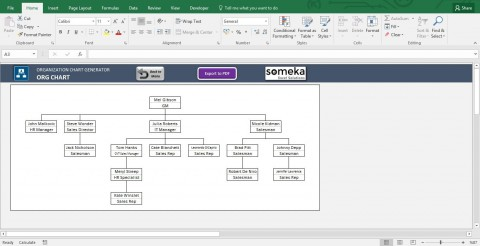 002 Incredible Organizational Chart Template Excel High Def  Free 2010480
