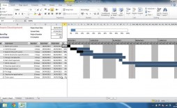 002 Incredible Project Gantt Chart Template Excel Free High Def