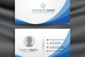 002 Incredible Simple Busines Card Design Template Free High Resolution  Minimalist Psd Download