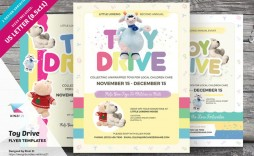 002 Incredible Toy Drive Flyer Template Picture  Holiday Download Free Word