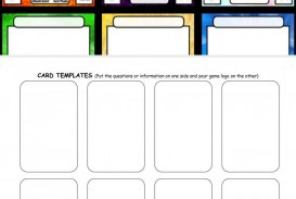 002 Incredible Trading Card Template Free Design  Maker Online