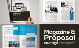 002 Incredible Web Design Proposal Template Indesign