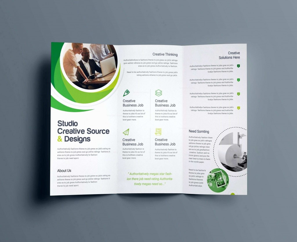 002 Magnificent Busines Flyer Template Free Printable Idea Large