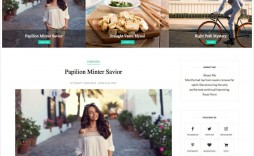 002 Magnificent Free Best Blogger Template 2015 Image