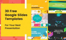 002 Magnificent Free Google Slide Template Highest Quality  Templates For Graduation Math