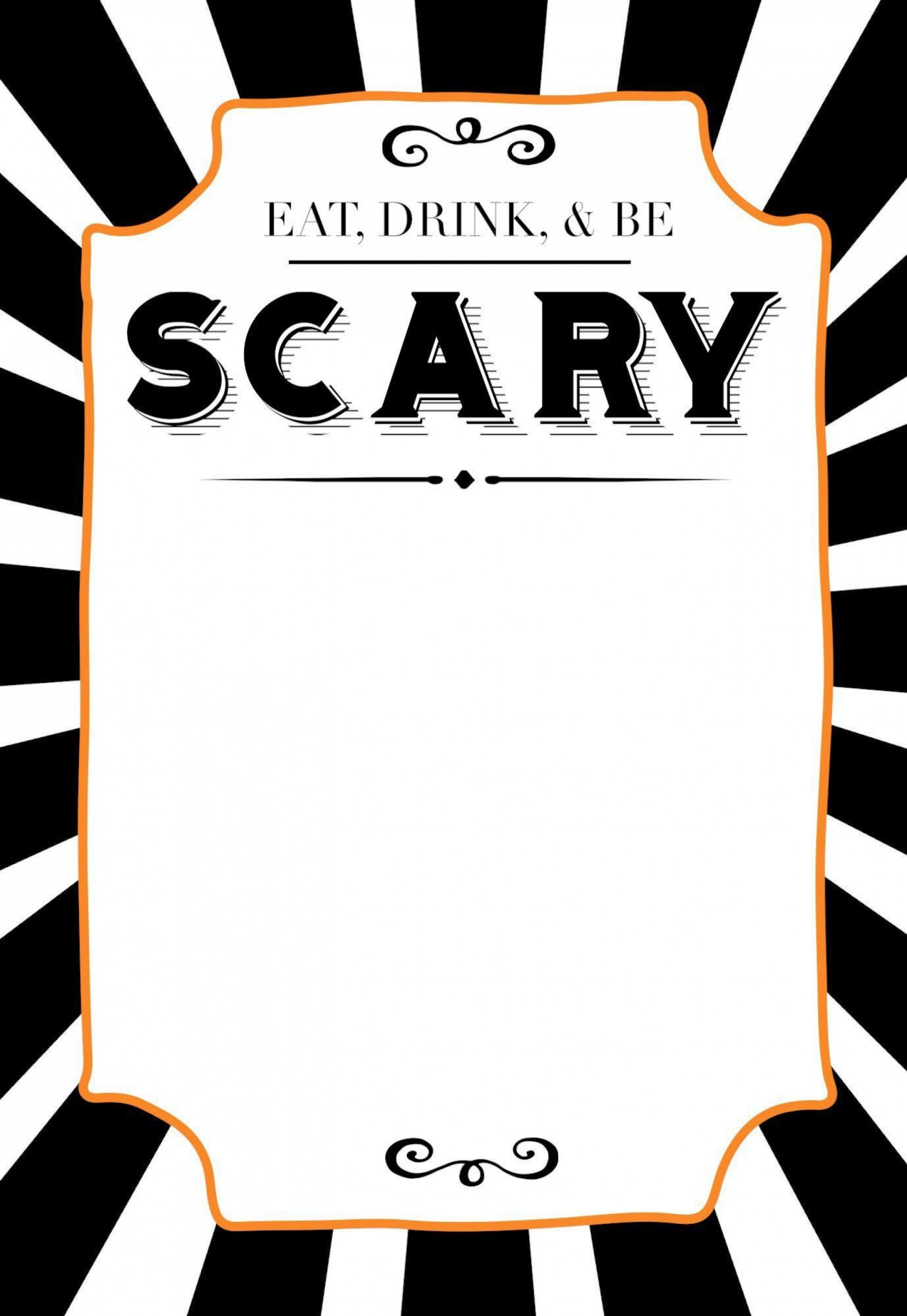 002 Magnificent Free Halloween Invitation Template High Definition  Templates Online Printable Birthday Party Wedding1920