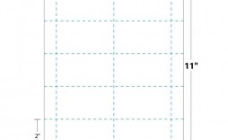 002 Magnificent Free Printable Blank Busines Card Template For Word High Def