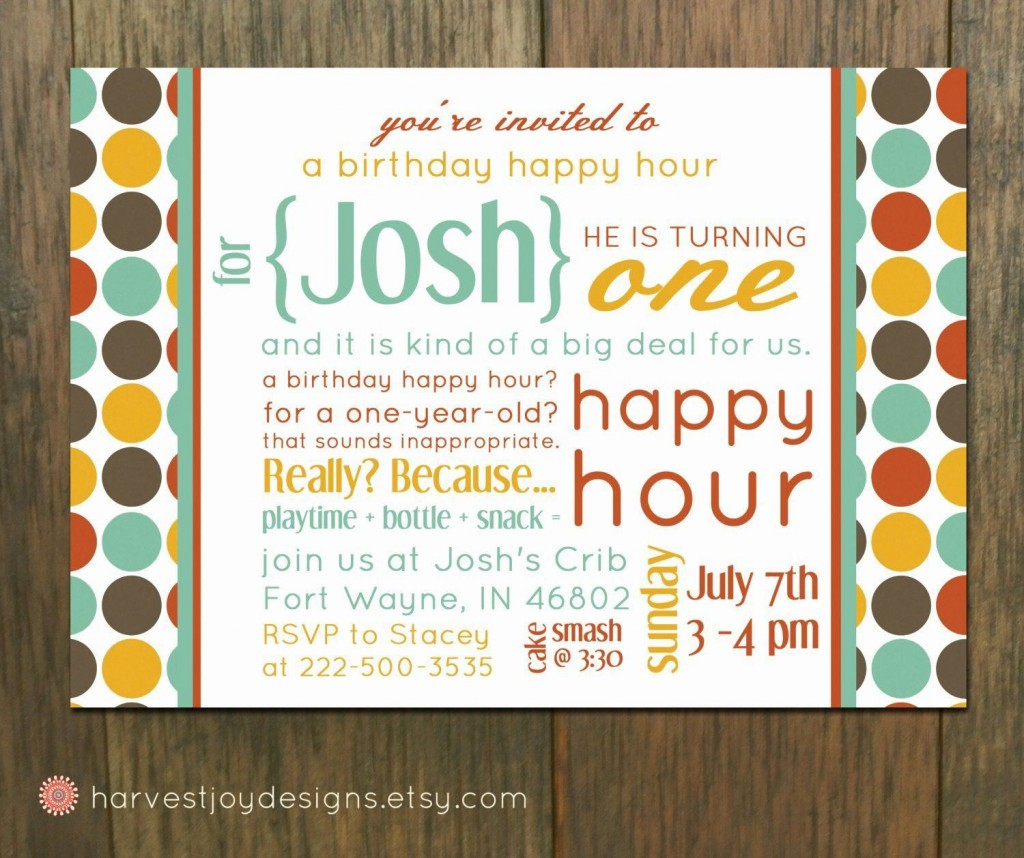 002 Magnificent Happy Hour Invitation Template High Resolution  Templates Free Word FarewellLarge