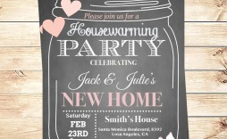 002 Magnificent Housewarming Party Invitation Template Design  Templates Free Download Card