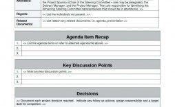 002 Magnificent Project Management Kick Off Meeting Agenda Template Highest Quality  Kickoff