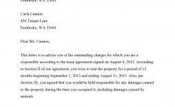 002 Magnificent Sample Letter For Terminating A Lease Agreement Concept  To End Tenancy From Landlord Cancelling