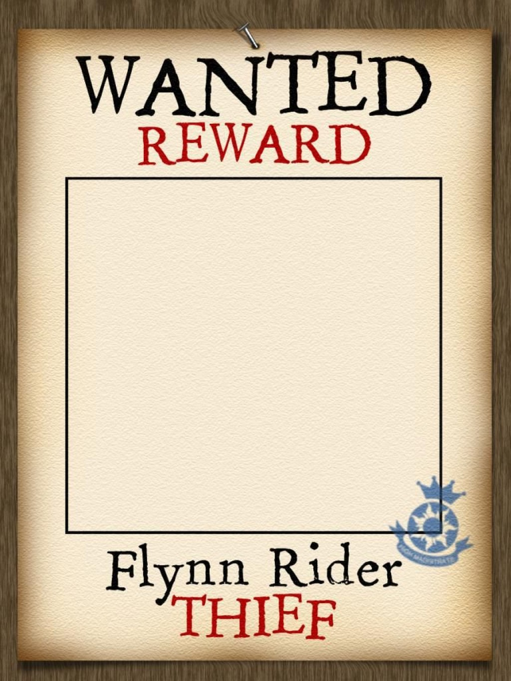 002 Magnificent Wanted Poster Template Pdf Sample  Free CharacterLarge