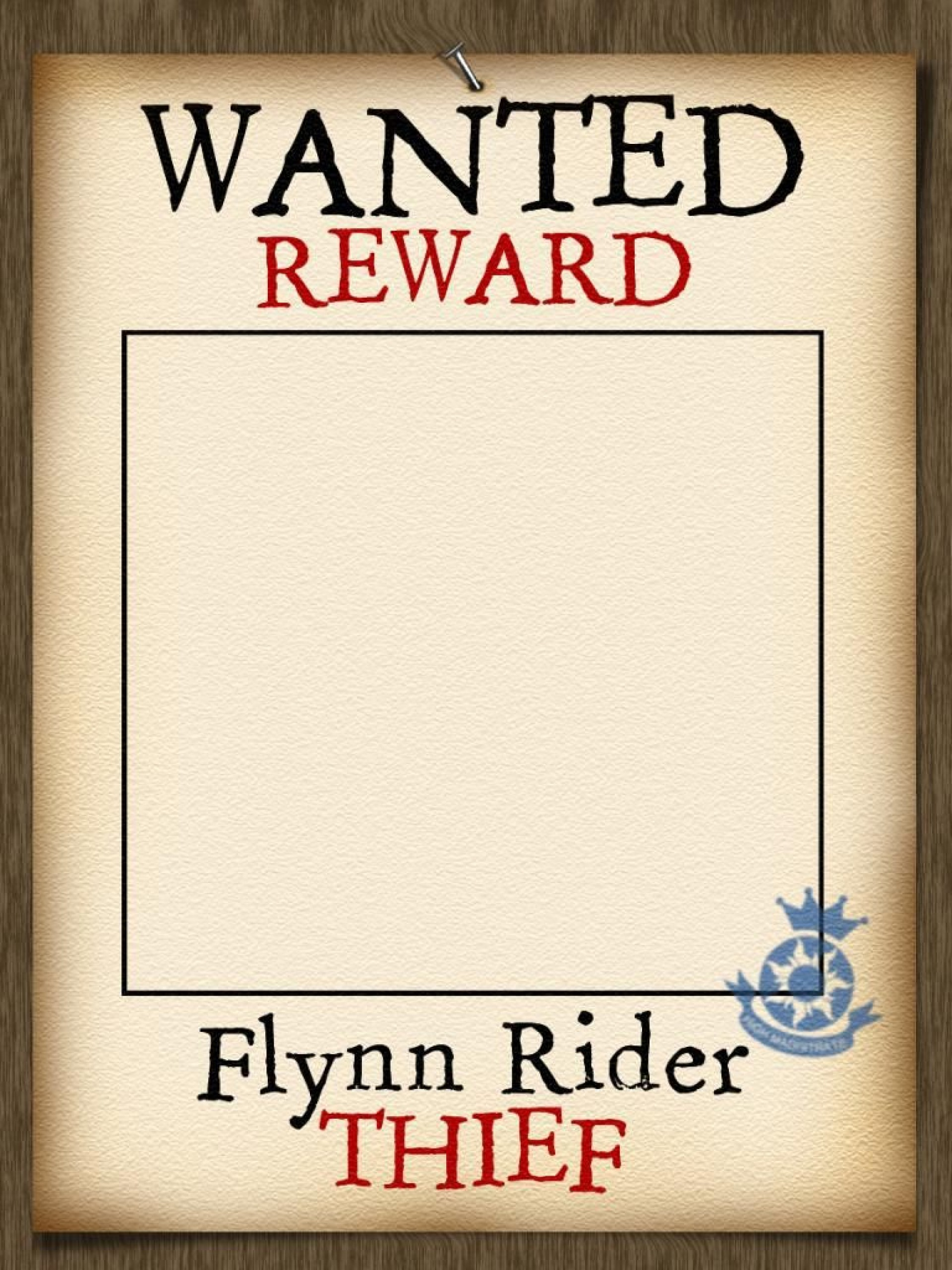 002 Magnificent Wanted Poster Template Pdf Sample  Free Character1920