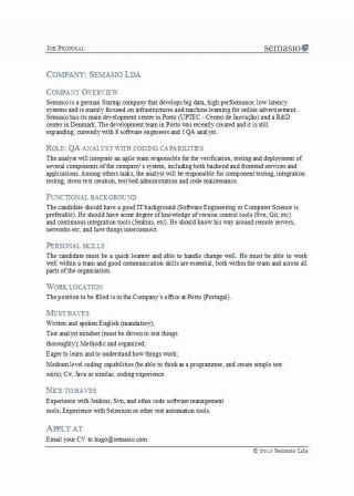 002 Magnificent Writing A Job Proposal Template Sample High Def 320