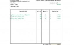 002 Marvelou Consulting Invoice Template Word Sample  Service Consultant Microsoft Contractor