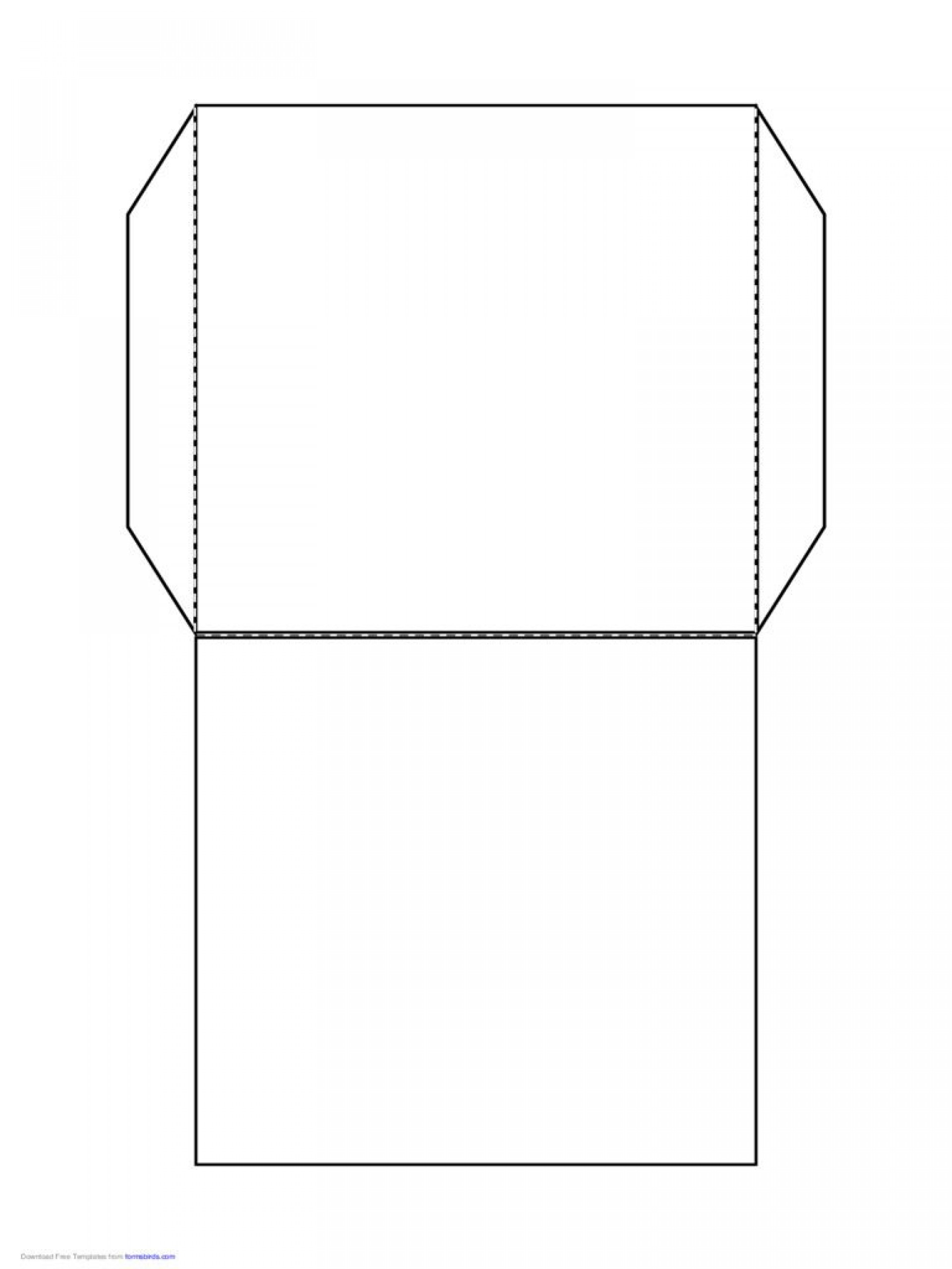 002 Marvelou Envelope Template For Word Design  Avery A7 5x7 Microsoft1920