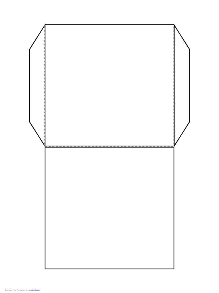 002 Marvelou Envelope Template For Word Design  Avery A7 5x7 MicrosoftFull
