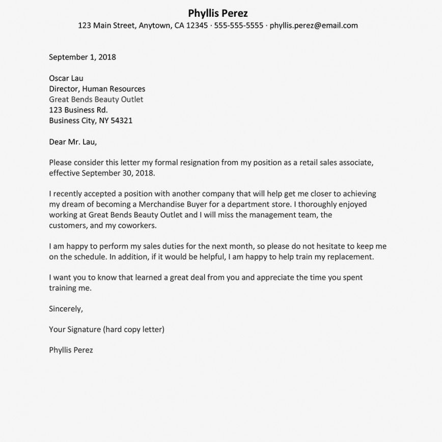 Resign Letter Template Doc from www.addictionary.org