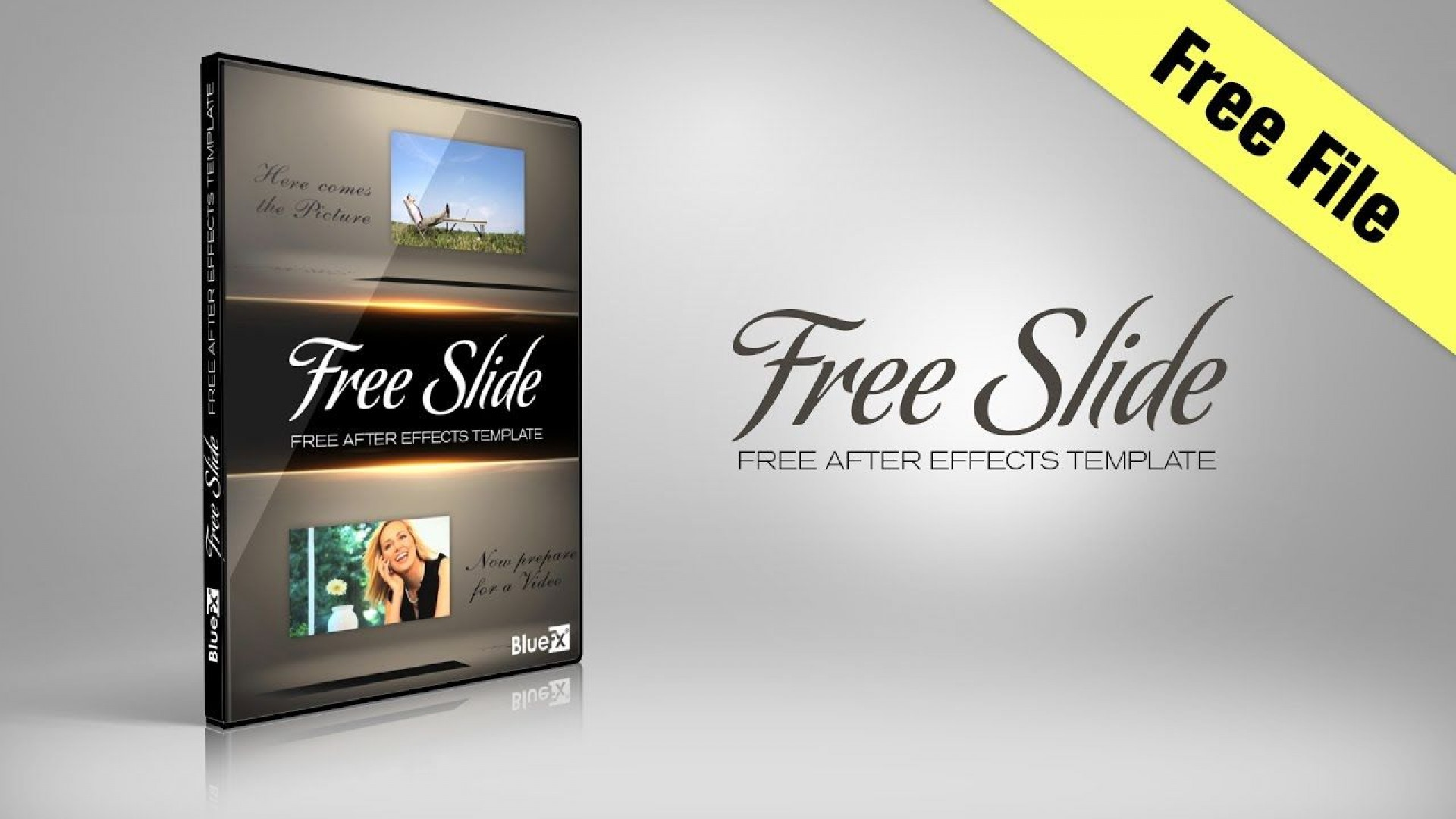 002 Marvelou Free Adobe After Effect Template Slideshow Design  Wedding Download Videohive Watercolor Ink -1920