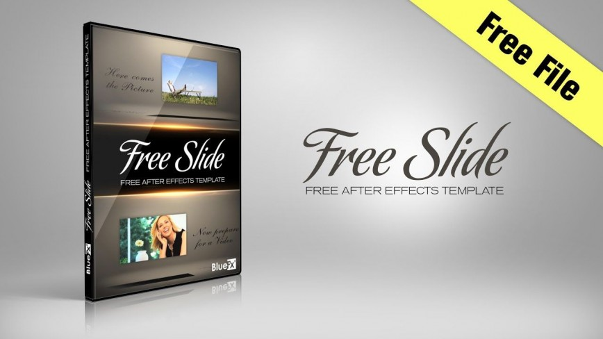 002 Marvelou Free Adobe After Effect Template Slideshow Design  Photo Download Videohive Watercolor Ink -