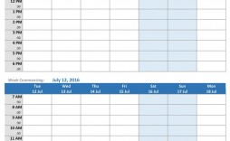 002 Marvelou Google Doc Employee Schedule Template Inspiration  Weekly Work