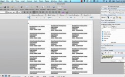 002 Marvelou Label Template In Word 2013 Picture  Cd How To Create A