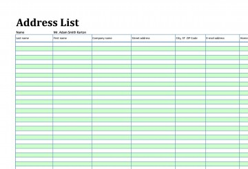 002 Marvelou Microsoft Excel Phone List Template Design  Contact Part360