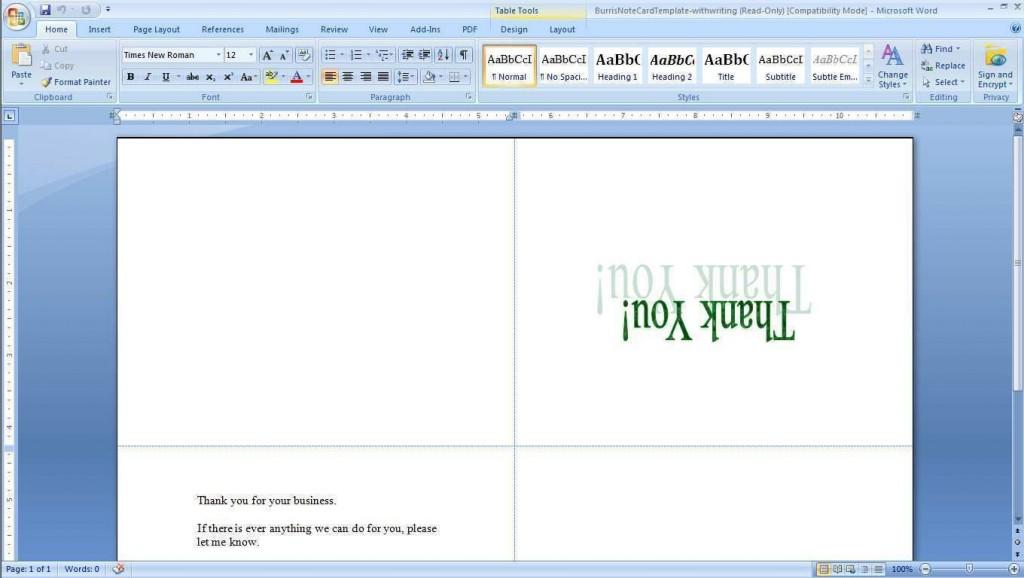 002 Marvelou Microsoft Word Greeting Card Template Highest Clarity  2003 Birthday DownloadLarge