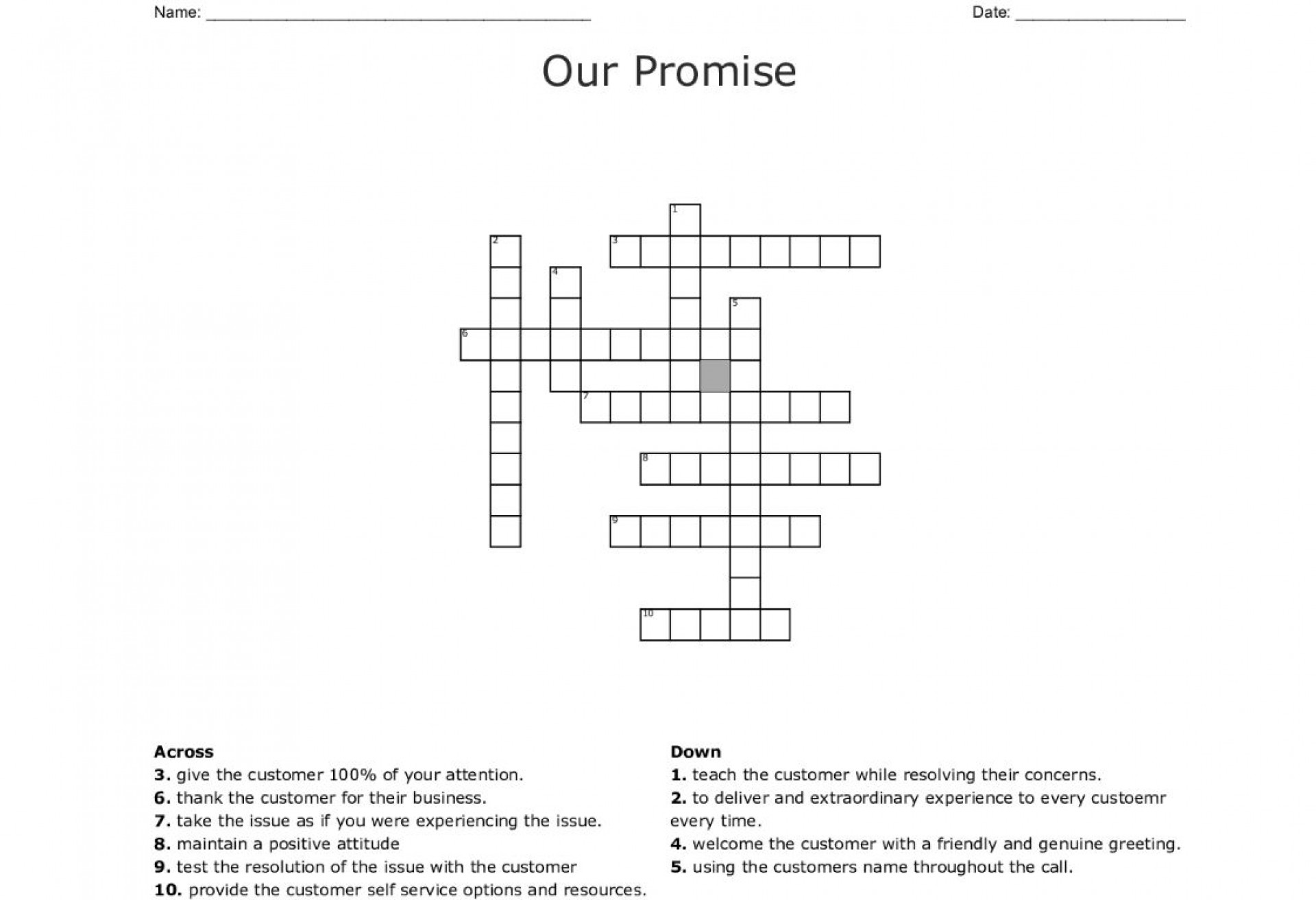 002 Marvelou Promise Crossword Clue Highest Clarity  Go Back On A 6 Letter 3 Of Marriage 91920