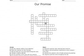 002 Marvelou Promise Crossword Clue Highest Clarity  Go Back On A 6 Letter 3 Of Marriage 9