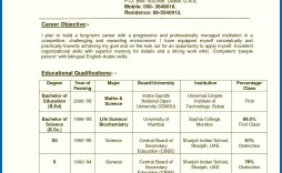 002 Marvelou Resume Sample For Teaching Job In India High Definition  School Principal Position