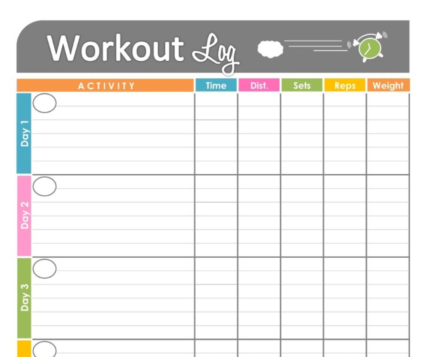 002 Marvelou Weekly Workout Schedule Template Highest Quality  12 Week Plan Training CalendarFull