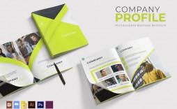 002 Outstanding Busines Brochure Design Template Free Download Sample