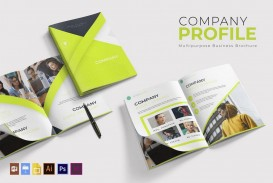 002 Outstanding Busines Brochure Design Template Free Download Sample