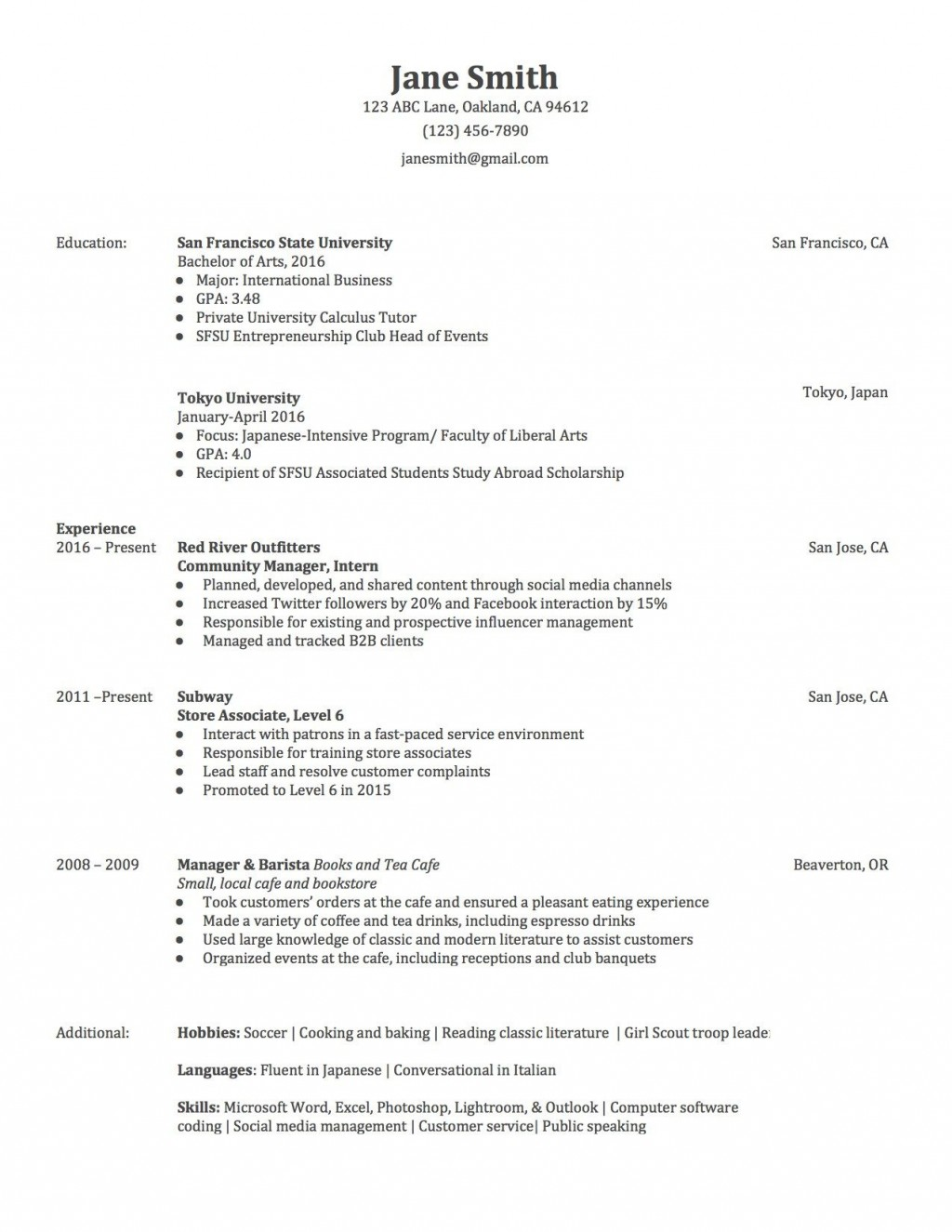 002 Outstanding Easy Resume Template Free Highest Quality  Simple Download Online WordLarge