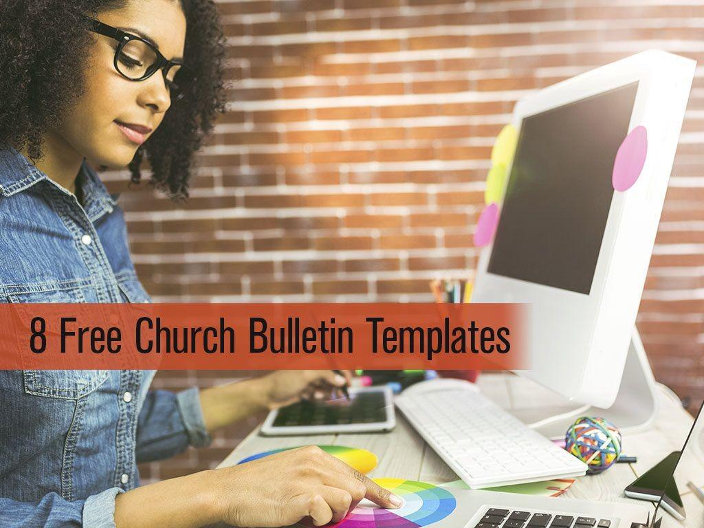 002 Outstanding Free Church Program Template Microsoft Publisher Inspiration Large