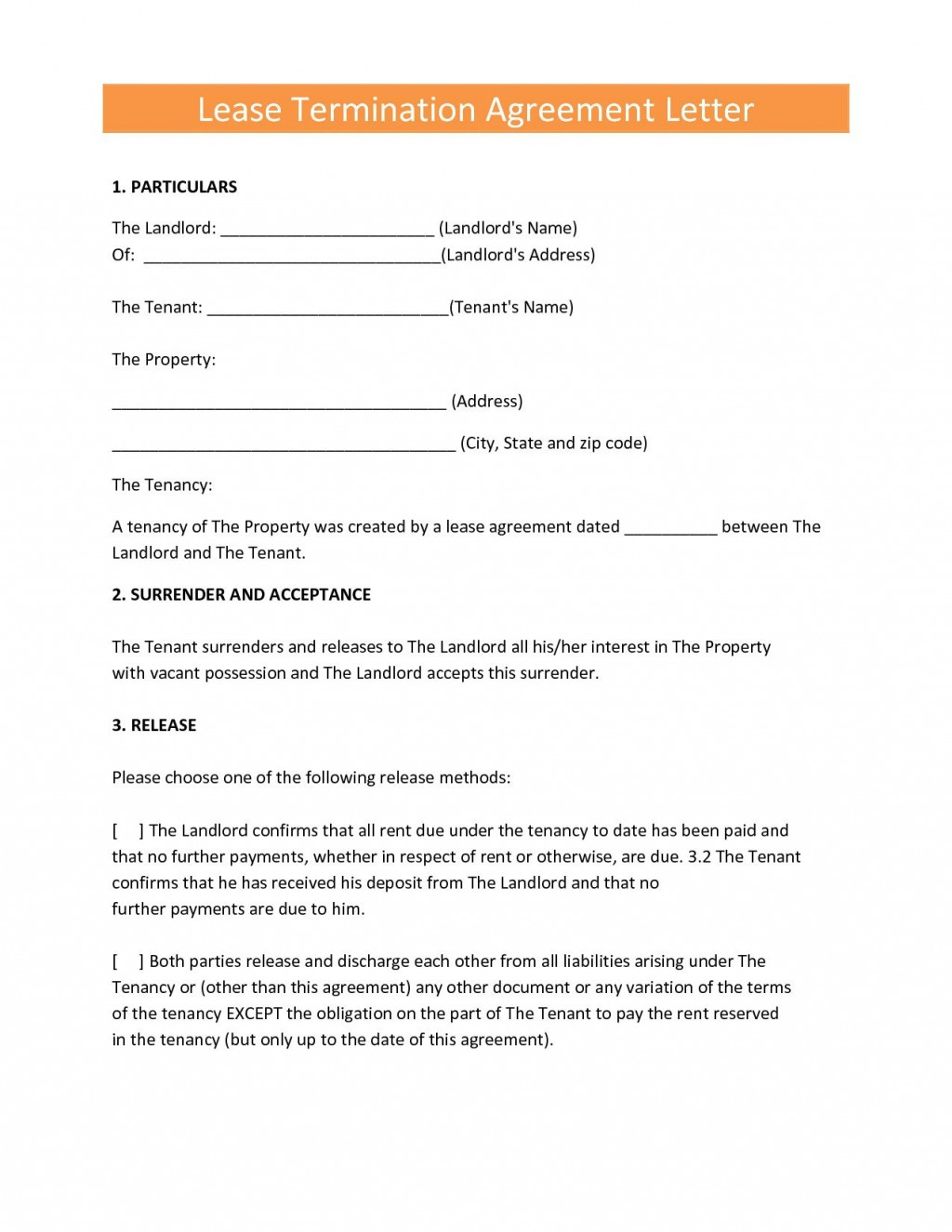 002 Outstanding House Rental Contract Template Inspiration  Agreement Free South Africa Form Download RentLarge