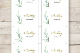002 Outstanding Name Place Card Template High Resolution  Free Word Publisher Wedding