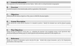 002 Outstanding Project Transition Plan Template Example  Excel Download Software Sample