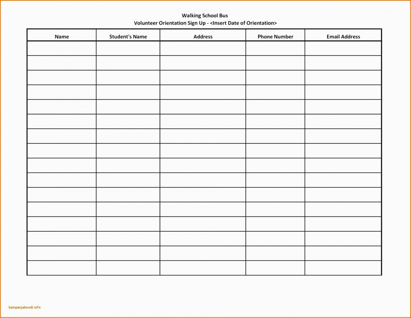 002 Outstanding Sign In Sheet Template Doc Image  For Doctor Office Up Google Sample1400