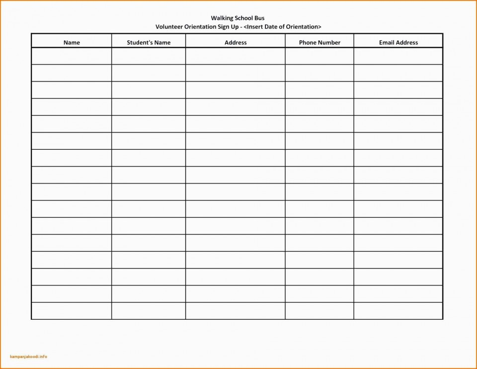 002 Outstanding Sign In Sheet Template Doc Image  For Doctor Office Up Google Sample960