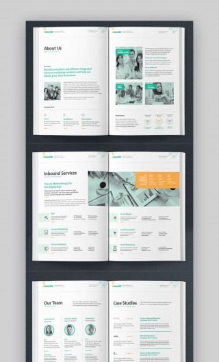 002 Outstanding Social Media Proposal Template 2019 High Resolution 320