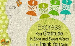 002 Outstanding Thank You Card Wording For Baby Shower Group Gift High Def