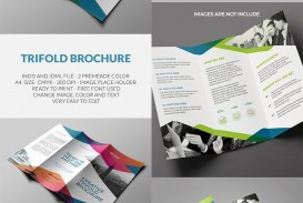 002 Outstanding Tri Fold Brochure Indesign Template Picture  Free Adobe