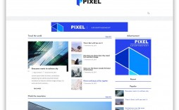 002 Phenomenal Best Free Blogger Template Highest Quality  Templates Responsive 2019 2020