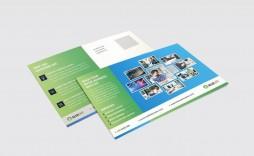 002 Phenomenal Busines Postcard Template Microsoft Word High Definition