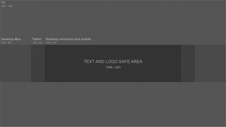 002 Phenomenal Channel Art Template Photoshop Concept  Youtube Size Cc (photoshop) Download